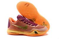 Кроссовки мужские Nike Zoom Kobe 10 / NR-ZKM-183 (Реплика)