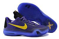 Кроссовки мужские Nike Zoom Kobe 10 / NR-ZKM-190 (Реплика)