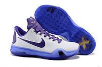 Кроссовки мужские Nike Zoom Kobe 10 / NR-ZKM-192 (Реплика)