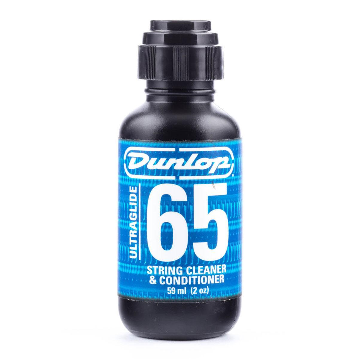 Очищувач-кондиціонер для струн DUNLOP 6582 Ultraglide 65 String Cleaner & Conditioner