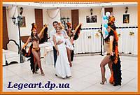 Заказать выступление танцевального коллектива на свадьбу