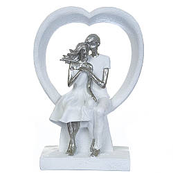 Статуэтка Lefard Влюбленная пара 33х19 см 12007-047