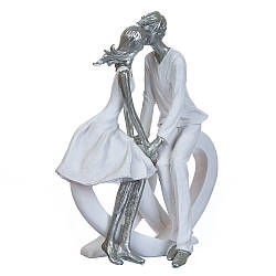 Статуэтка Lefard Влюбленная пара 22х17 см 12007-046