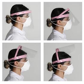 Щиток маска, захисний екран, для особи
