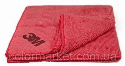 Рожева полірувальна серветка Ultra Soft 32 х 36мм, 3М