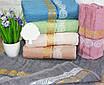Лицевые турецкие полотенца Coton Delux, фото 3