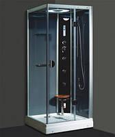 Гидромассажный бокс (гидробокс) Dusrux A071 (правый), 1150х850х2160 мм