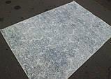 Потертые ковры в голубых тонах бельгийские, фото 2