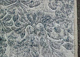 Потертые ковры в голубых тонах бельгийские, фото 4