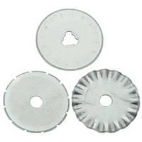 Запасные лезвия для дискового ножа д.28 мм,2 шт,Тайвань