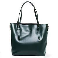 Женская кожаная сумка  8603  green.Купить сумки оптом и в розницу по выгодной цене в Украине, фото 1