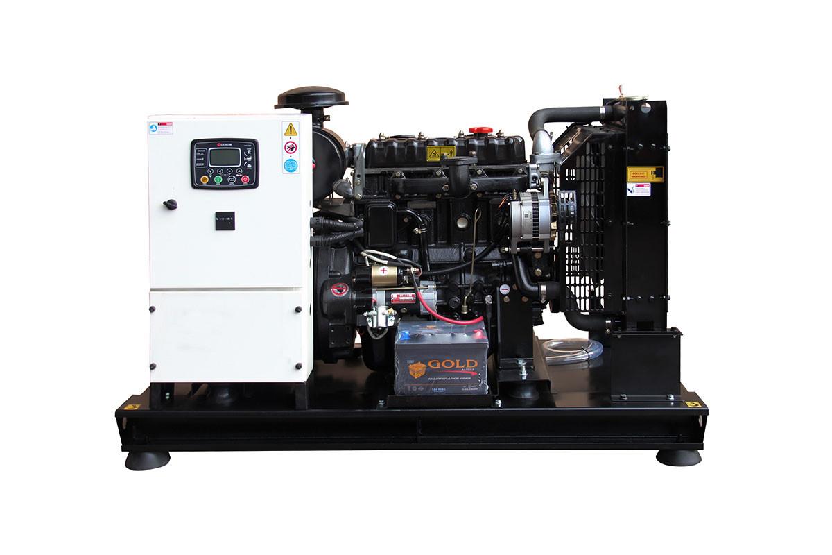 Дизельный генератор Current CR-37 (27 кВт) + подогрев и автоматический запуск