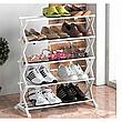Стійка для взуття Shoe Rack органайзер полку, фото 2