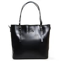Женская кожаная сумка  8603  black.Купить сумки оптом и в розницу по выгодной цене в Украине, фото 1