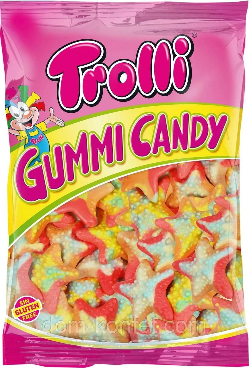 Желейные конфеты Trolli Gummi Candy Морские Звезды 1000 г Германия