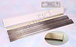 Накладки на пороги Ford Ka III 2009- standart, фото 2