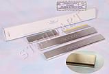 Накладки на пороги Hyundai Accent III 2006- standart, фото 2