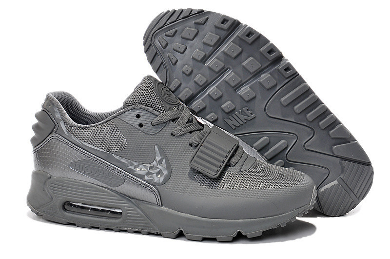 b5a1df31 Кроссовки мужские Nike Air Max 90 Yeezy 2 / NR-90AMM-515 (Реплика ...