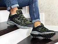 Мужские кроссовки Montrail зелёные