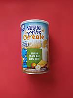 Детская мультизлаковая каша Nestle с печеньем и орехом с 12 месяцев 400 грамм