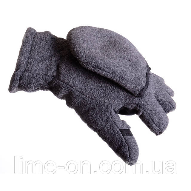 перчатки зимние флис