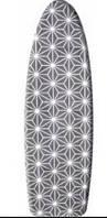 015-2М змінний Чохол з повстю та метал. тканиною, 42*120см, двошаровий