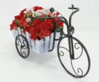 """Підставка д/квітів """"Велосипед"""" Кантрі 1-мал"""