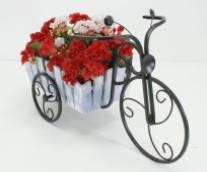 """Підставка д/квітів """"Велосипед"""" Кантрі 1-малий"""