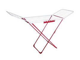 Сушка д/білизни оцинкована 18м LYON TRL-1842 червона