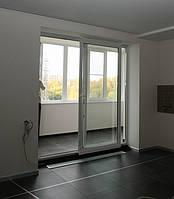 Алмазная резка подоконных блоков,выход на балкон