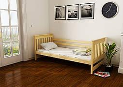 Деревянная детская кровать Адель ТМ Луна