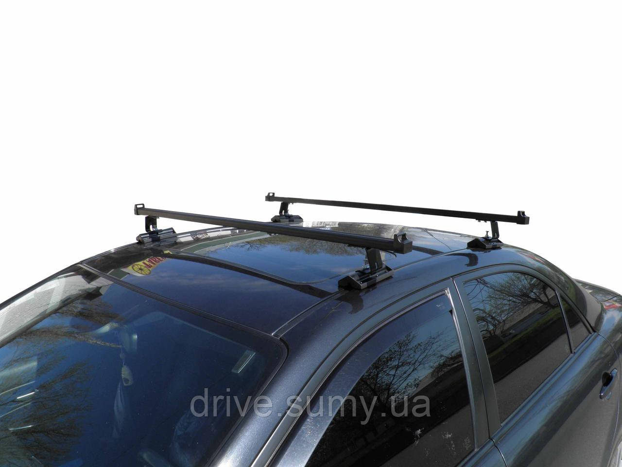 Багажник Subaru Legacy 2003- в штатные места