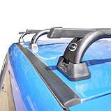 Багажник на крышу Mercedes-Benz Vito 1996-2003 в Т-профиль, фото 3
