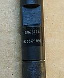 Форсунка топливная электронная Delphi Euro 4 Рено 1.5 dci б/у, фото 4