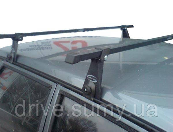 Багажник Toyota Land Cruiser Prado 1998-2002 на водосток