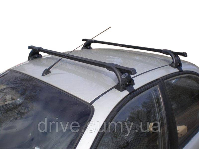 Багажник на гладкую крышу Fiat Grande Punto 2005-