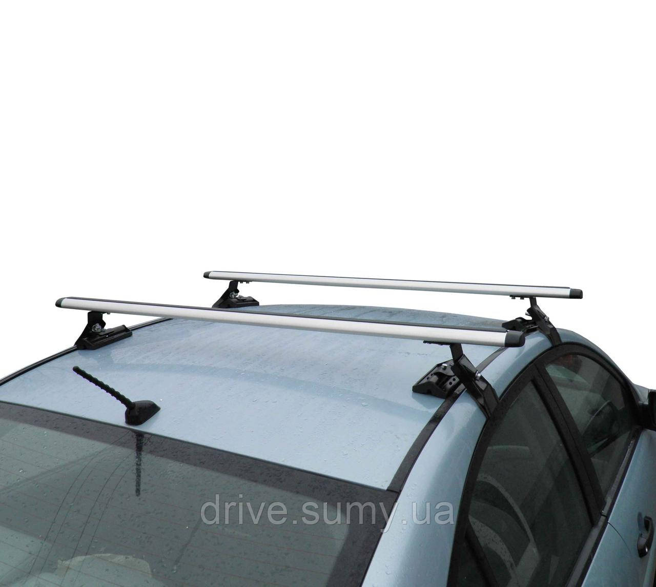 Багажник Hyundai Accent 2011- за дверной проем Aero