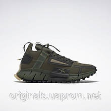 Кроссовки Reebok Zig Kinetica Edge FZ4332 2020/2 мужские зеленые