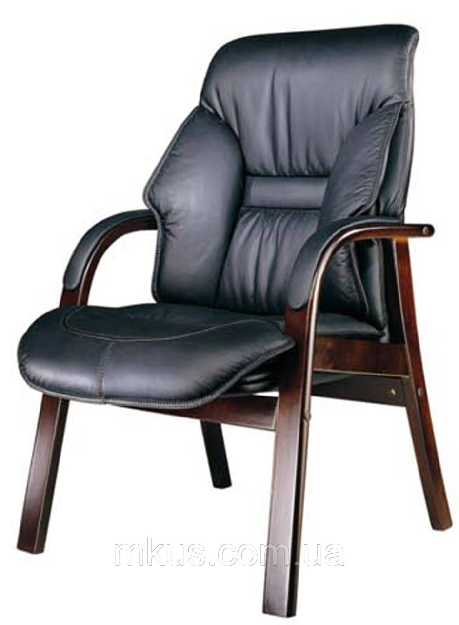 Кресло CA7047 конференц черное