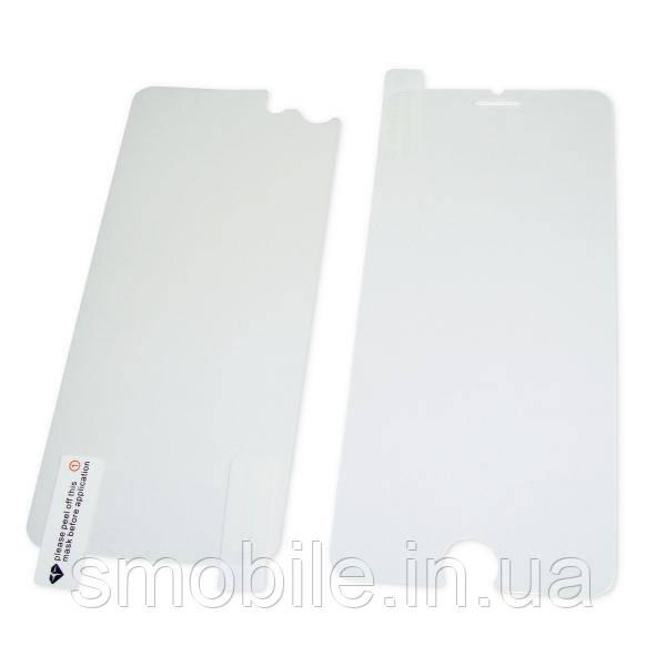 XO Захисне і загартоване скло XO HC1 для iPhone 8 / 7 / 6 / 6S повністю прозоре 0.26 мм 2.5 D