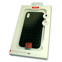 XO Защитный чехол XO BV Knitting для iPhone X / XS черный