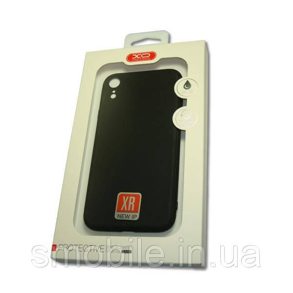 XO Защитный чехол XO Matte TPU для iPhone XR черный