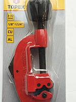 Труборез  по меди, алюминию от 3-32 мм, Topex / 34DO32