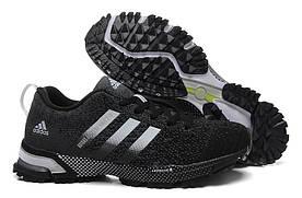 Кроссовки мужские Adidas Adizero Knit 2.0 / NR-ADM-287 (Реплика)