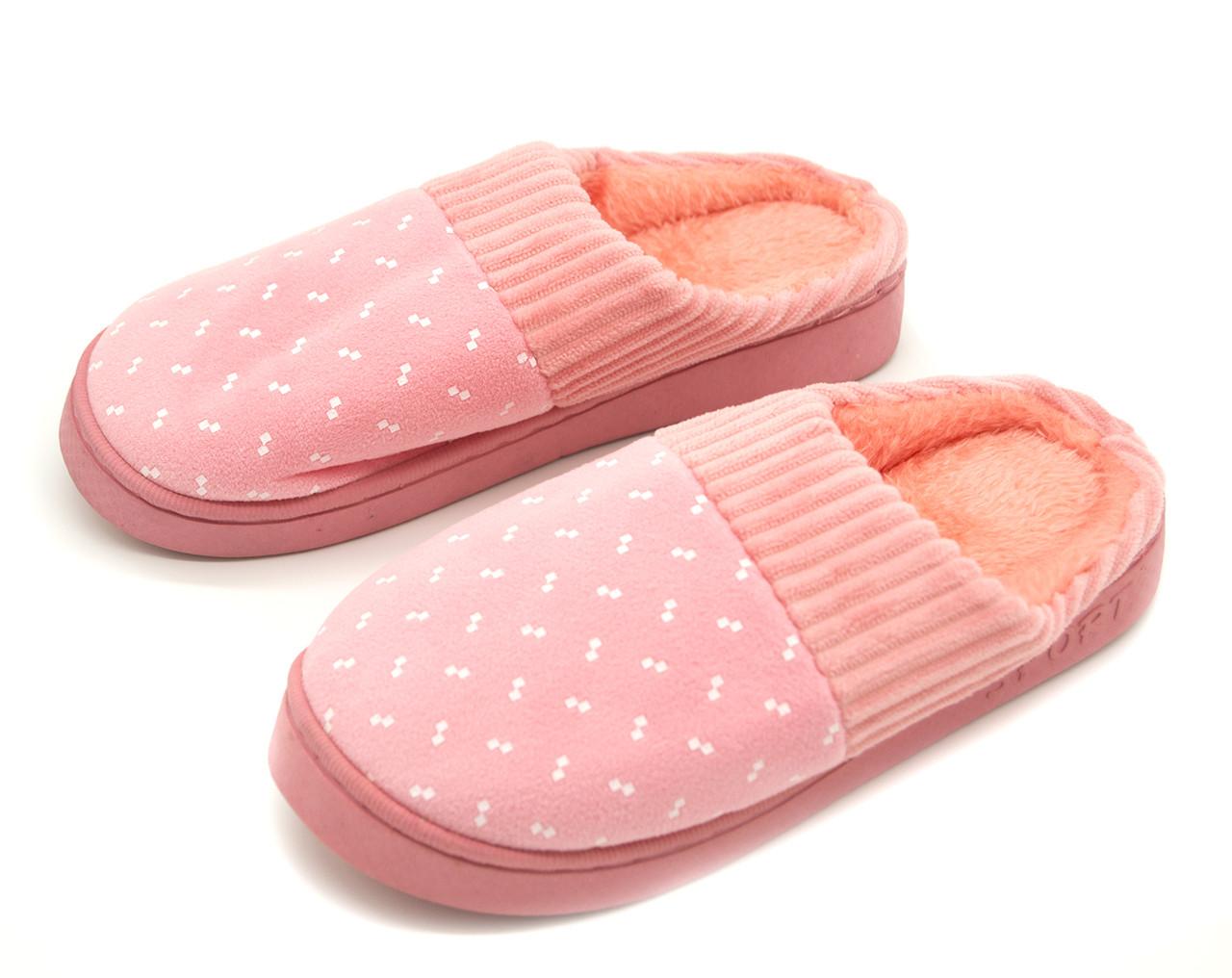 Комнатные тапочки Для девочек/женщин Светло-розовый