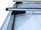 Багажник на крышу Suzuki Grand Vitara 2 на интегрированные рейлинги, фото 6