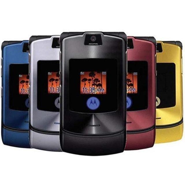 Обзор Motorola Razr V3i