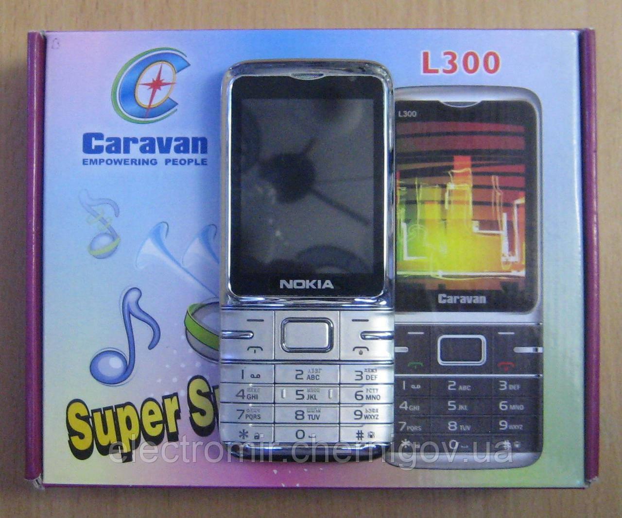 Мобільний телефон Nokia L300 (репліка)