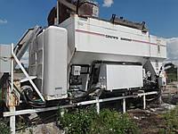 Мобильный бетонный завод Cementech на раме (США)