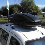 Багажник Peugeot Partner 1996-2008 в штатные места Aero, фото 3